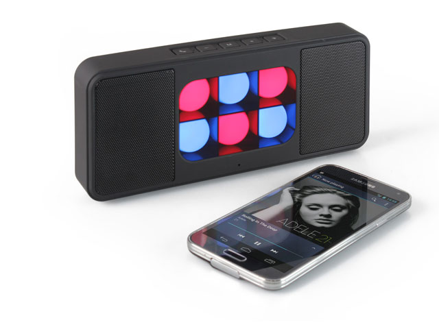 LED Shadow Bluetooth Speaker