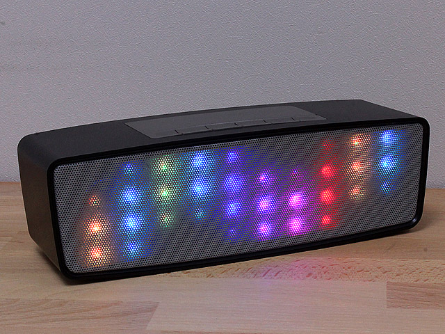 JY-21 Bluetooth Speaker with LED Light