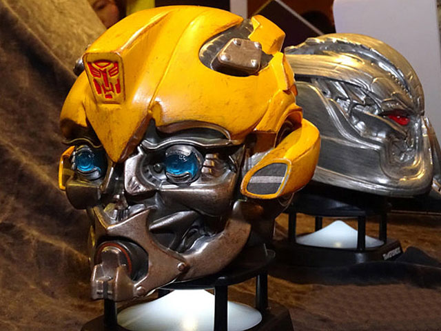 Transformers Bumblebee Bluetooth Mini Speaker