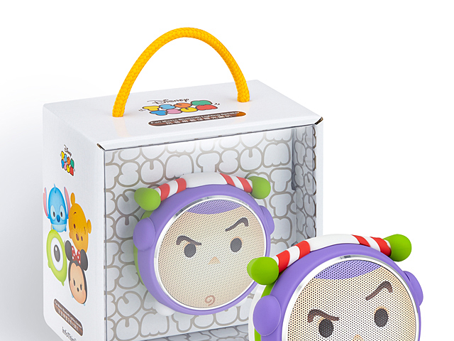Disney Tsum Tsum Bluetooth Speaker - Buzz Lightyear