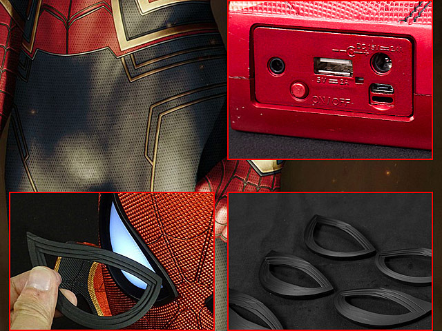 Iron Spider 1:1 Scale Bluetooth Speaker