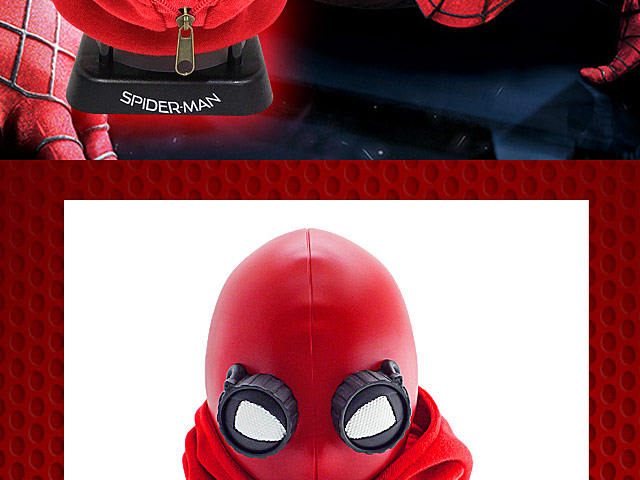 Spider Man Mini Bluetooth Speaker