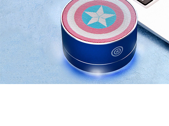 Marvel Series Mini Bluetooth Speaker