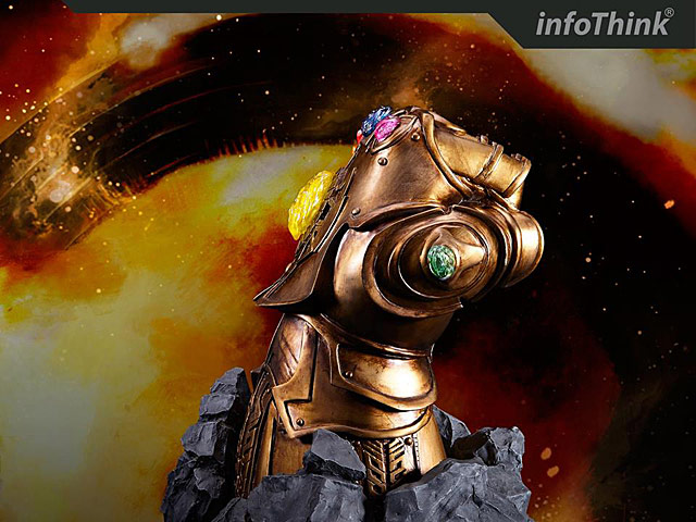 infoThink MARVEL Infinity Gauntlet Bluetooth Speaker