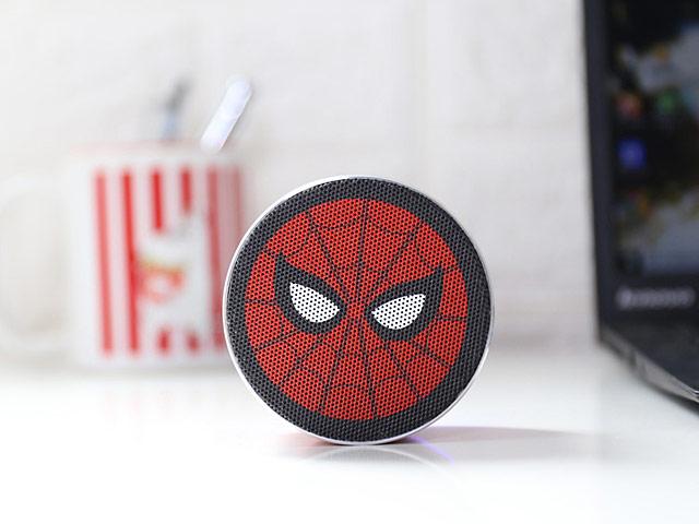Spider Man Mini Bluetooth Speaker