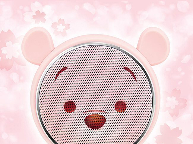 Disney Tsum Tsum Bluetooth Speaker - Winnie the Pooh (Sakura Limited)