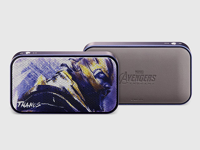 infothink AVENGERS - ENDGAME Series Portable Bluetooth Speaker (Thanos)