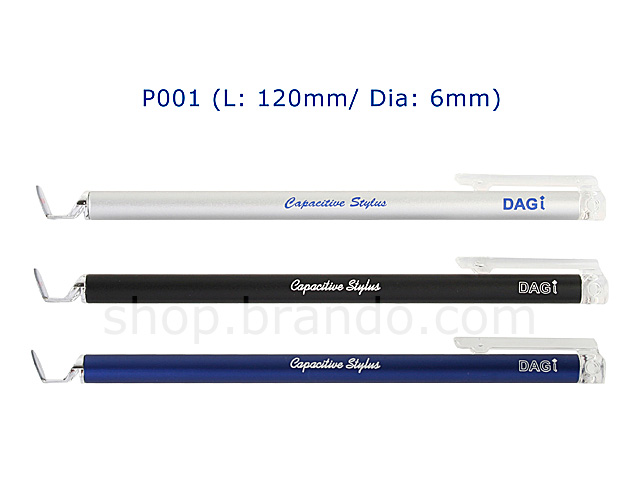 DAGi Transparent Capacitive Touch Panel Stylus