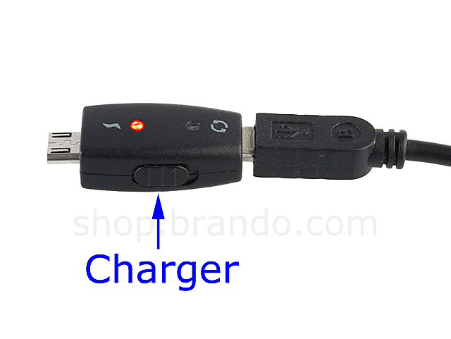 Mini Usb To Micro Usb Adapter W On Off Switch