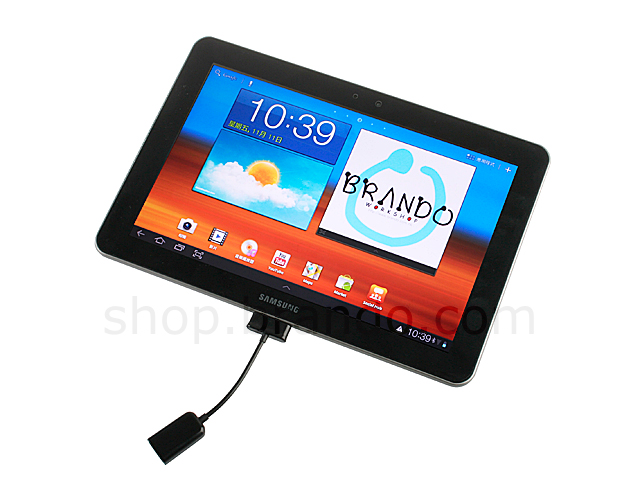 Samsung Galaxy Tab 10.1/3G USB On-To-Go Cable