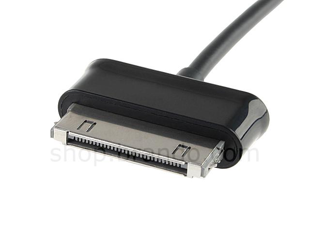 Galaxy tab 1013g usb on to go cable samsung galaxy tab 1013g usb on to go cable keyboard keysfo Images