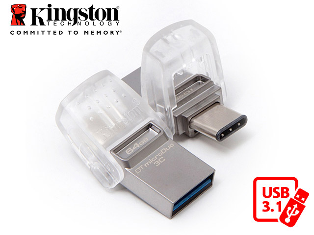 Kingston DataTraveler microDuo 3C