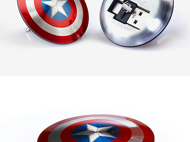 infoThink Captain America 3 - USB Type-C 3.1 OTG Flash Drive