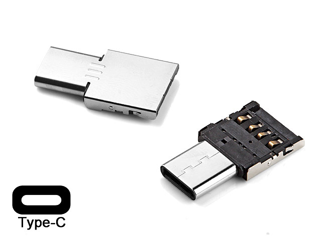 Nano Type-C OTG Adapter