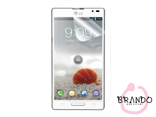 Brando Workshop Ultra-Clear Screen Protector (LG Optimus L9 P765)