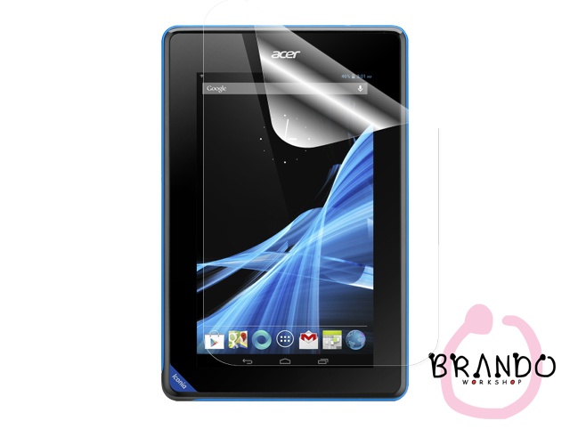 Brando Workshop Ultra-Clear Screen Protector (Acer Iconia Tab B1-A71)
