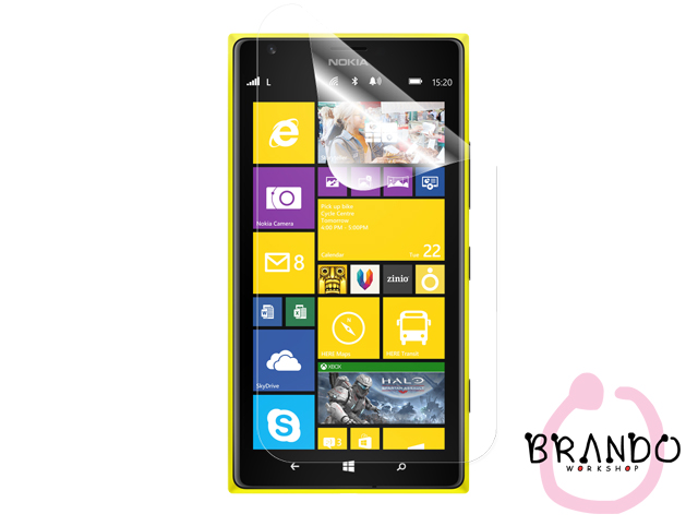 Brando Workshop Ultra-Clear Screen Protector (Nokia Lumia 1320)