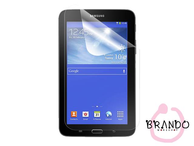 Brando Workshop Ultra-Clear Screen Protector (Samsung Galaxy Tab 3 Lite 7.0)
