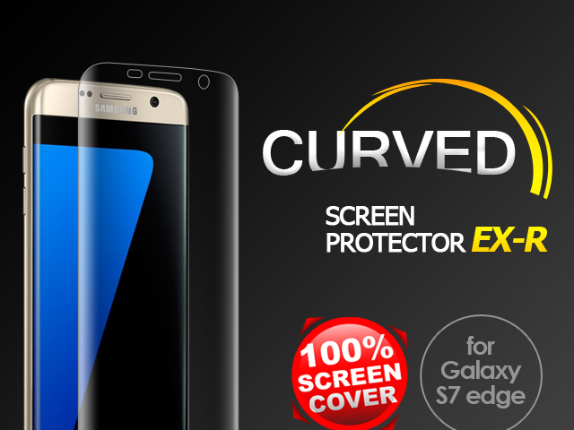 AMAZINGthing Curved Ultra-Clear Screen Protector (Samsung Galaxy S7 edge)