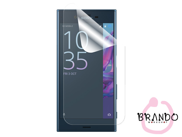 Brando Workshop Ultra-Clear Screen Protector (Sony Xperia XZ)