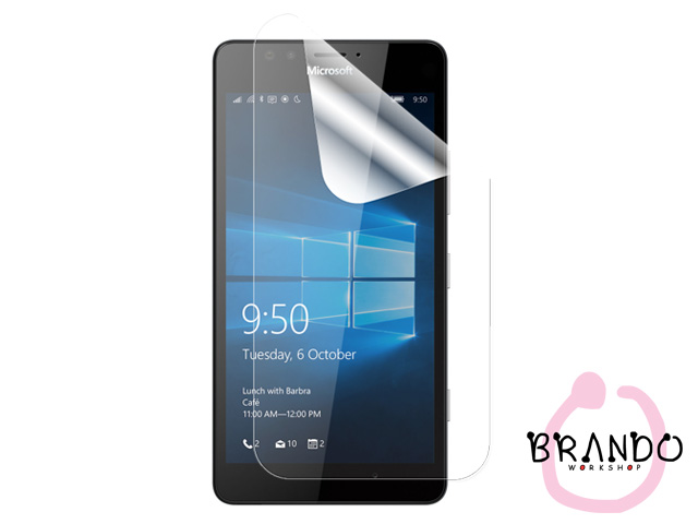 Brando Workshop Ultra-Clear Screen Protector (Microsoft Lumia 950 XL)