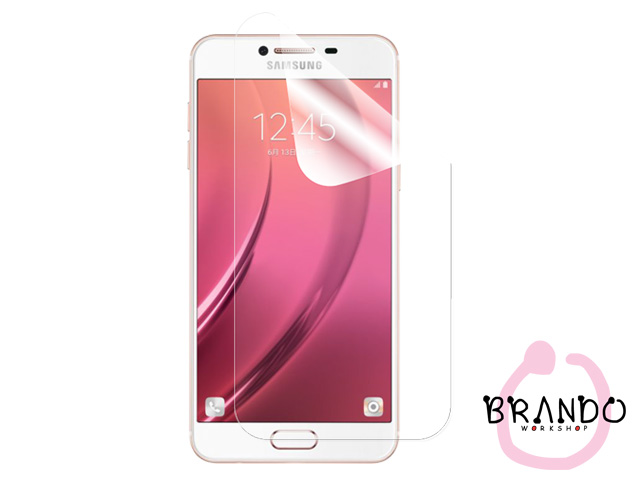 Brando Workshop Ultra-Clear Screen Protector (Samsung Galaxy C5)