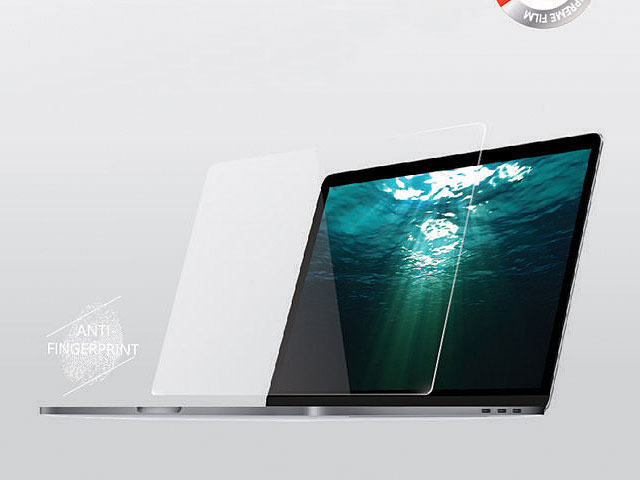 "AMAZINGthing Ultra-Clear Screen Protector (Apple Macbook Pro 15"" 2016 with Touch Bar)"