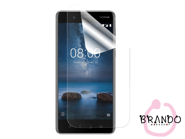 Brando Workshop Ultra-Clear Screen Protector (Nokia 8)