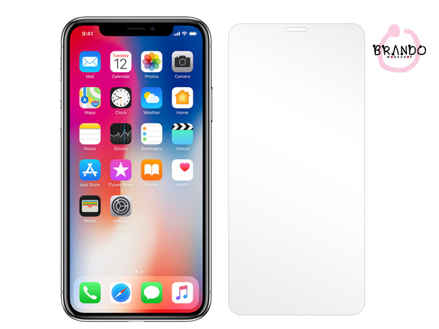 Brando Workshop Ultra-Clear Screen Protector (iPhone X)