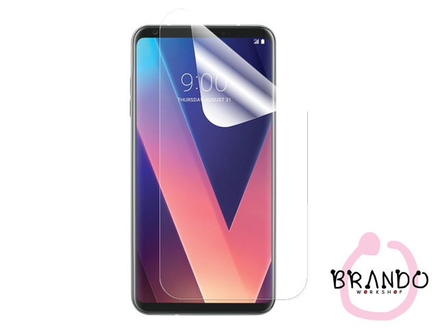 Brando Workshop Ultra-Clear Screen Protector (LG V30)