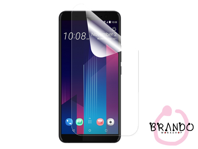 Brando Workshop Ultra-Clear Screen Protector (HTC U11+)