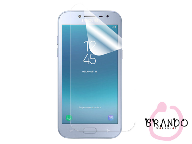 Brando Workshop Ultra-Clear Screen Protector (Samsung Galaxy J2 Pro (2018))