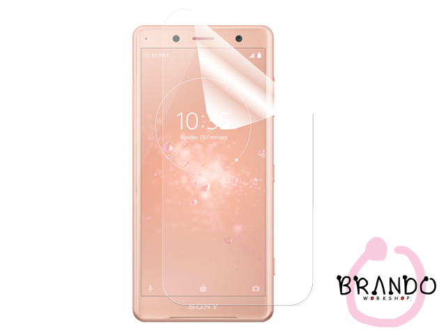 Brando Workshop Ultra-Clear Screen Protector (Sony Xperia XZ2 Compact)