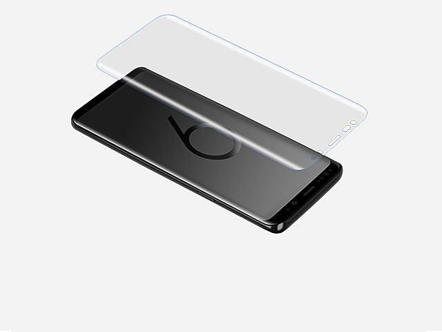 Momax Curved PET Full Frame Screen Protector (Samsung Galaxy S9)