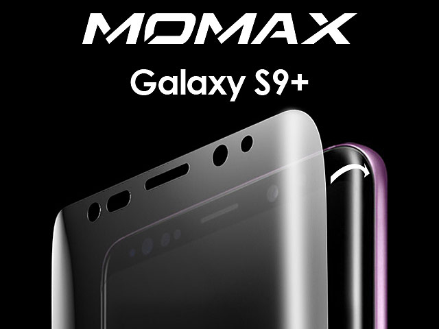 Momax Curved PET Full Frame Screen Protector (Samsung Galaxy S9+)