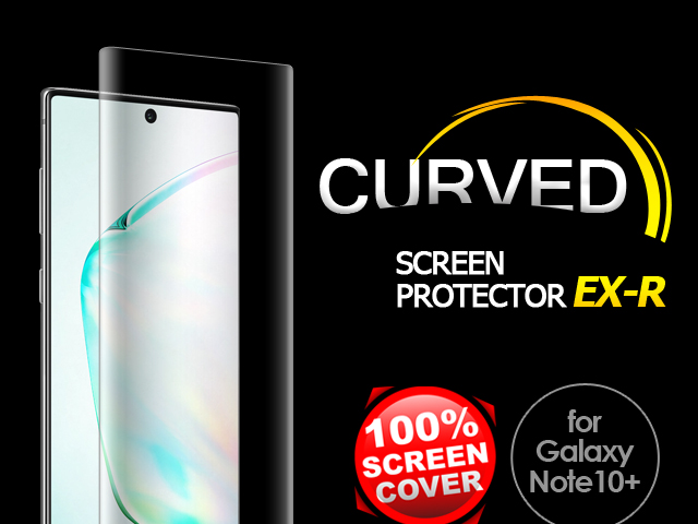 AMAZINGthing Curved Ultra-Clear Screen Protector (Samsung Galaxy Note10+)