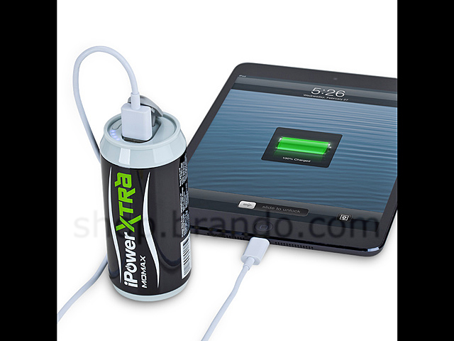 Momax Ipower Xtra External Battery 6600mah
