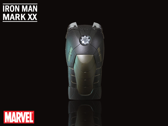 MARVEL Iron Man 3 Armor Power Bank 5000mAh (Limited Edition)