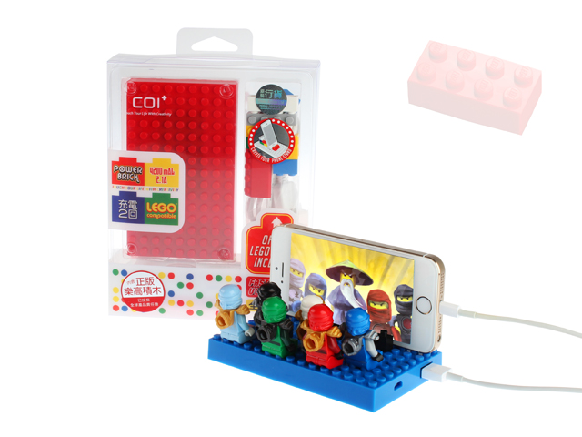 COI+ LEGO® Power Brick 4200mAh