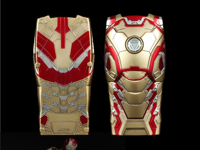 Marvel Iron Man 3 Mark Xlii 42 Armor Power Bank 5000mah