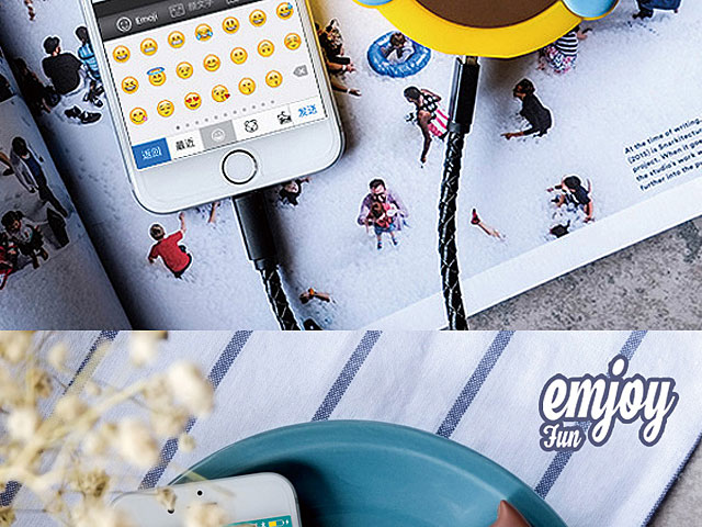 oksense Emjoy Fun Power Bank 2600mAh
