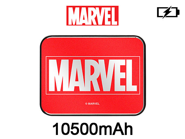 MARVEL Logo 10500mAh Power Bank
