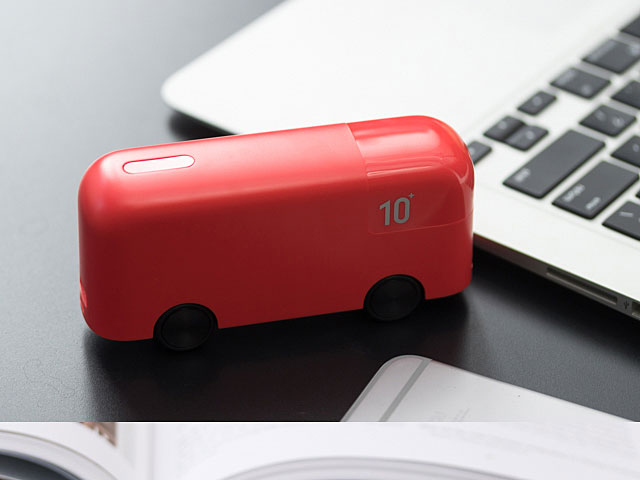 Mini Bus Power Bank (10000mAh)