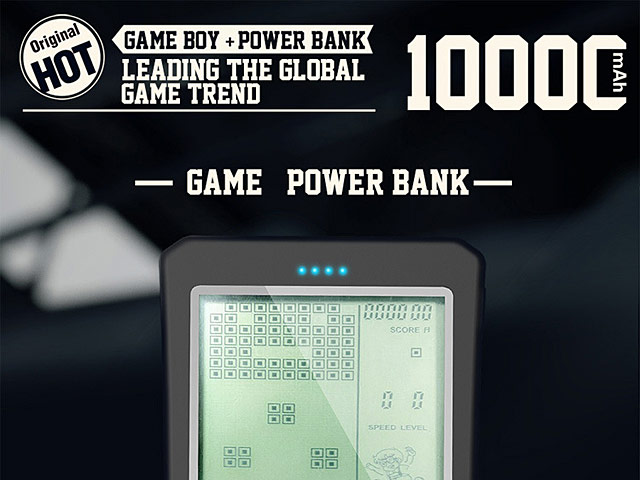 Game Power Bank - 10000mAh