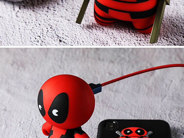 Deadpool 2 Cute Power Bank