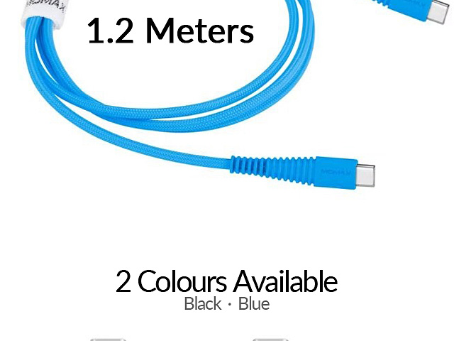 Momax Tough Link Type-C to Type-C Cable