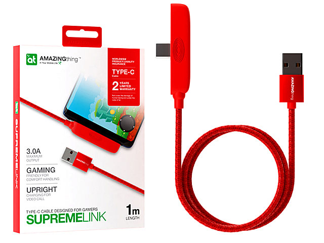 AMAZINGthing Supreme Link Type-C Gaming Cable 1.2m