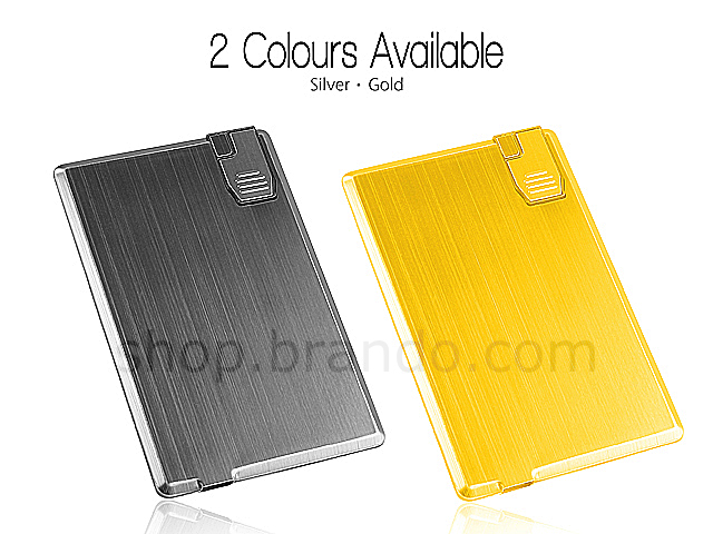 4.5mm Super Slim Portable Battery with Flash Memory