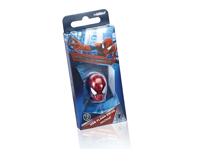 InfoThink The Amazing Spider-Man 2 USB Flash Drive