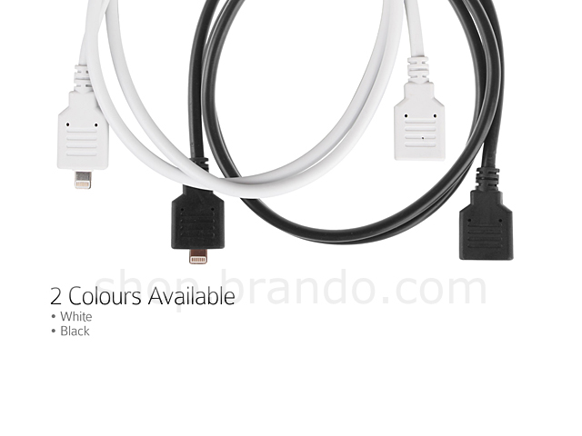 iPhone 5 / 5c / 5s Lightning Extension Cable